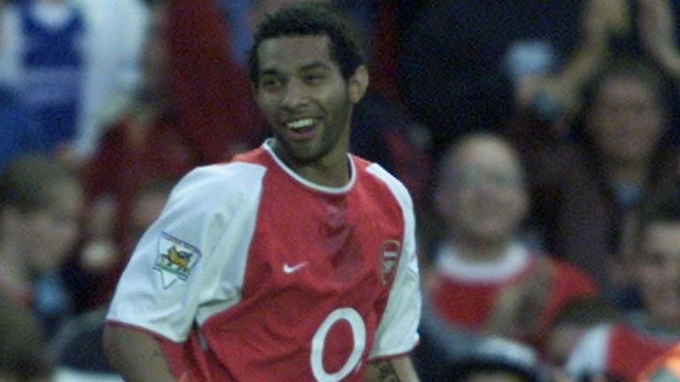 Pennant was signed for £2m by Arsenal as a 15-year-old