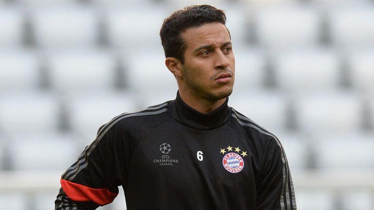 Thiago Alcantara: Another injury setback
