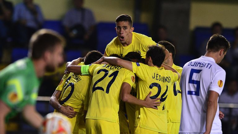 Cani: Set Villarreal on way to 4-1 win over FC Zurich