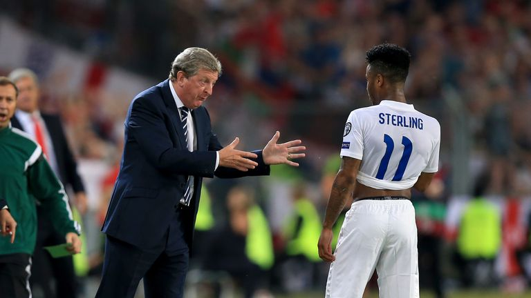 Raheem Sterling: Will he be rested by Roy Hodgson?