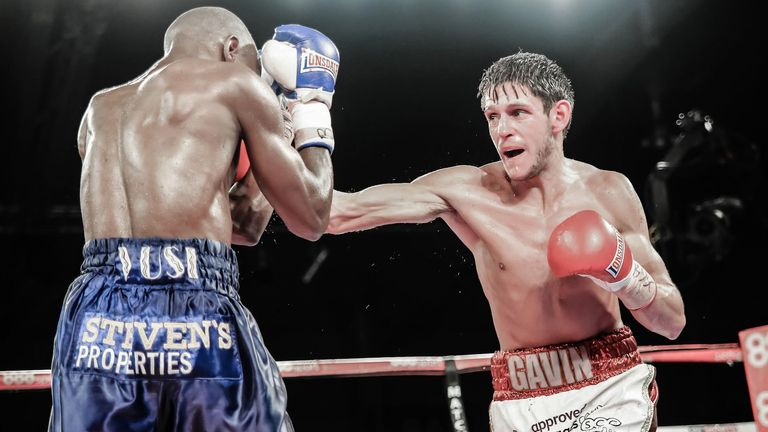 Gavin McDonnell: Confident of clinching European belt