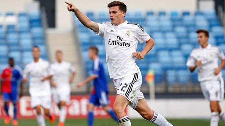 Jack Harper was left out of Scotland's Under-19 squad