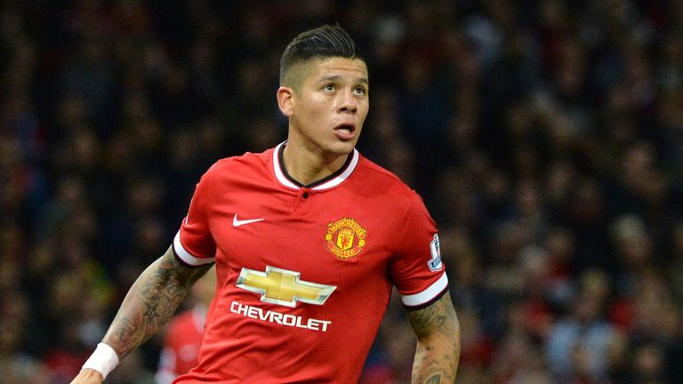 Marcos Rojo: The Argentine will be out until late December