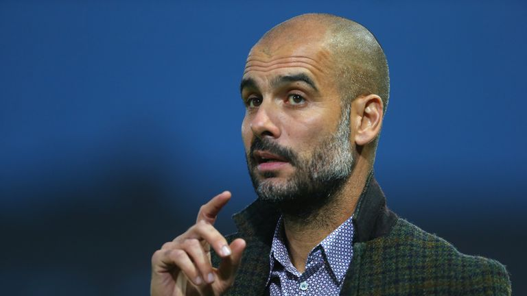 Pep Guardiola: Bayern coach keen on United job, claims new book