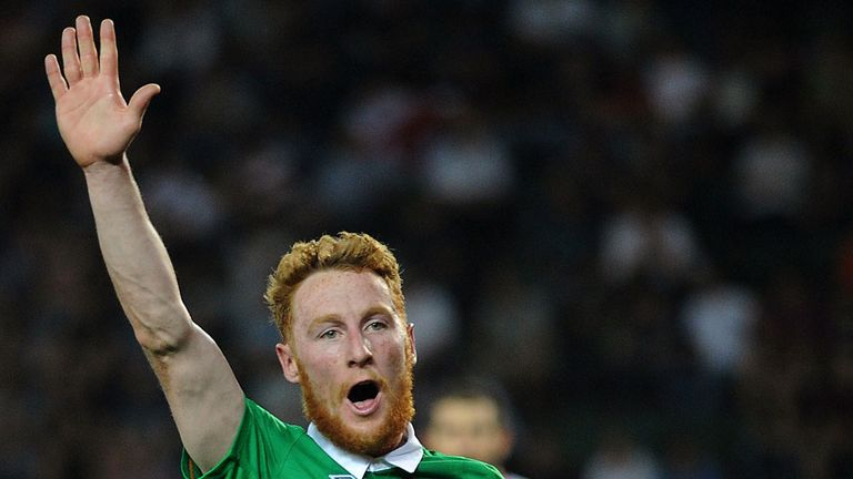 Stephen Quinn: Believes hard work is behind his Ireland breakthrough