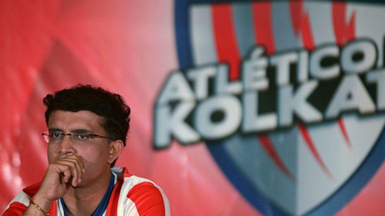 Surav Ganguly: Atletico de Kolkata co-owner