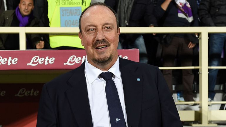 Benitez decision expected in April