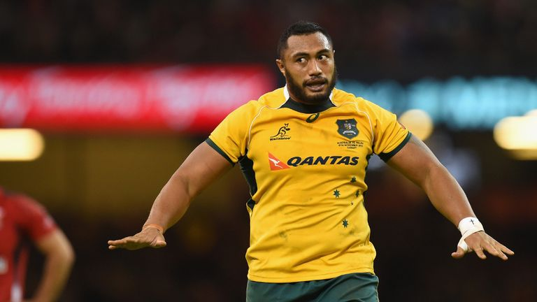 Sekope Kepu: Australia prop heading for France