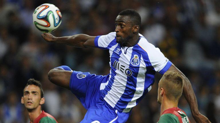 Porto's Jackson Martinez has 28 goals in 37 games this season