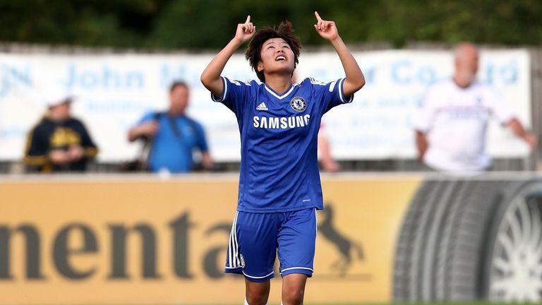 Ji So Yun: Named FA Women's Super League 1 players' player of the year