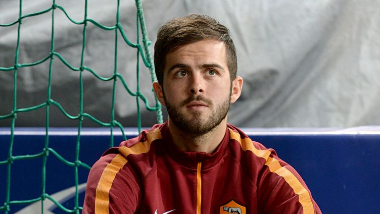 Pjanic is reportedly set to take over from Liverpool captain Steven Gerrard in midfield next season