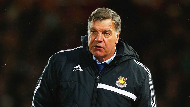 Sam Allardyce: No contract talks
