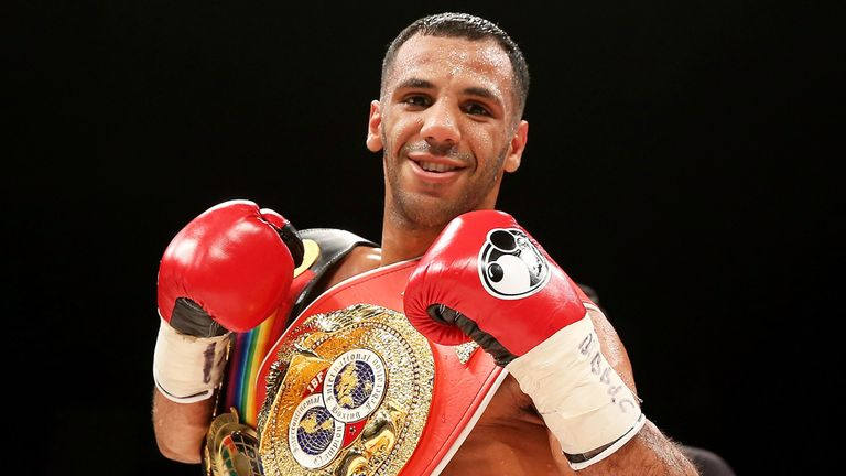 Kal Yafai: Has ambitious plans for next year