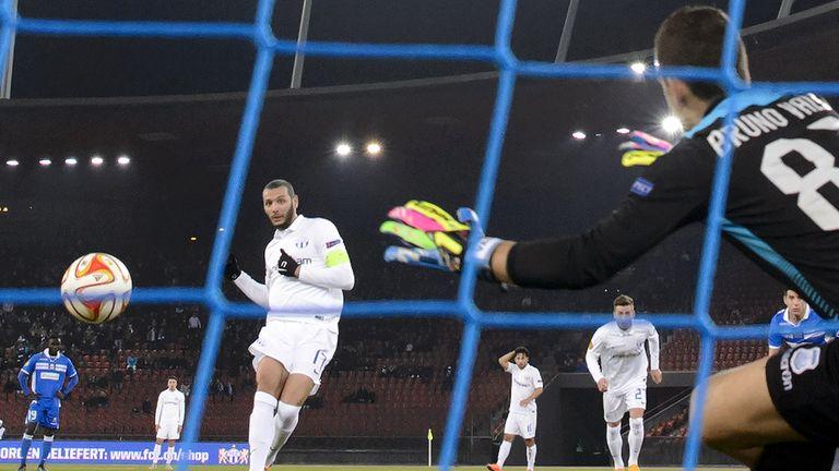 Chikhaoui: FC Zurich beat Apollon Limassol 3-1