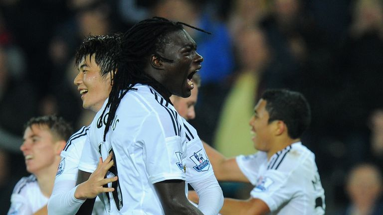 Garry Monk says Gomis will be given his chance at Swansea