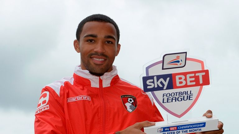 Wilson: Banging in goals for Bournemouth