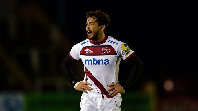 Danny Cipriani: Produced a moment of magic against the Falcons