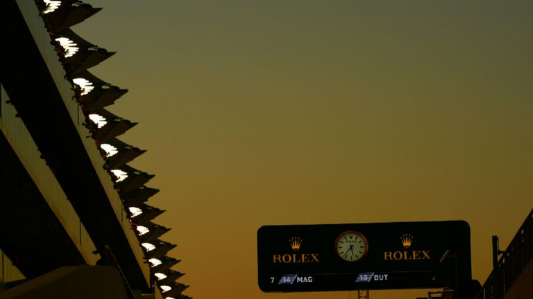Sebastian Vettel: Excluded from Abu Dhabi GP qualifying