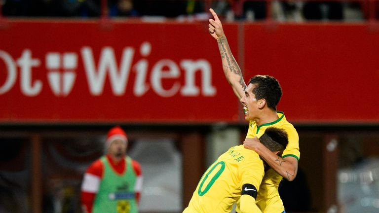 Firmino: Netted late strike