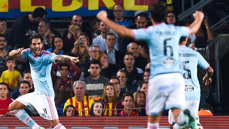 Celta Vigo snatched a late equaliser