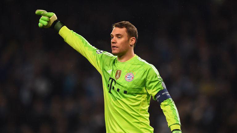 reputable site c3e5e f693b Is Bayern Munich's Manuel Neuer the best goalkeeper ever ...