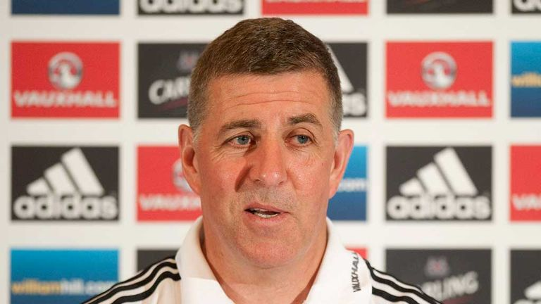 Mark McGhee: Scotland assistant manager