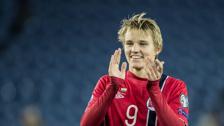 Martin Odegaard: Liverpool visit for Norwegian youngster