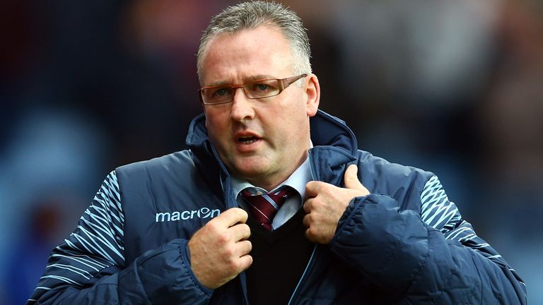 Paul Lambert: Believed Villa deserved at least a point