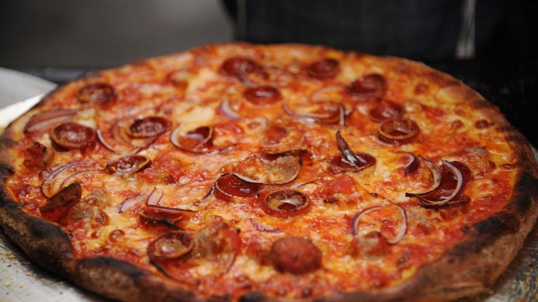 During the Super Bowl, 11 million slices of pizza will be consumed