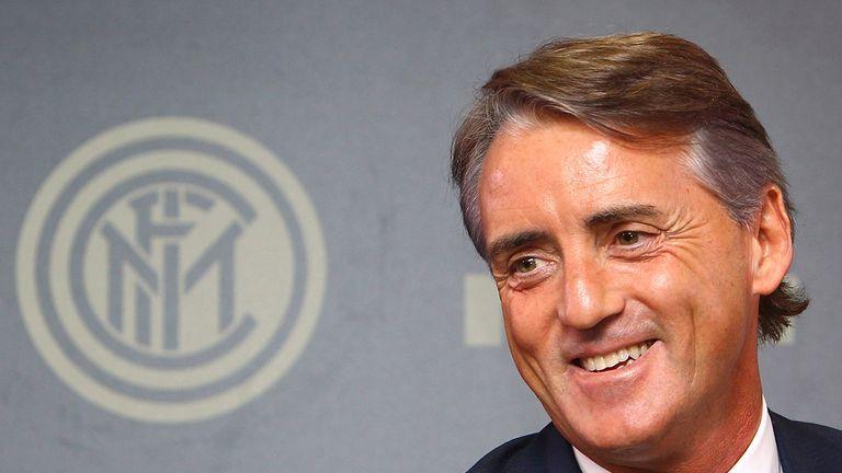 Roberto Mancini: Back at Inter