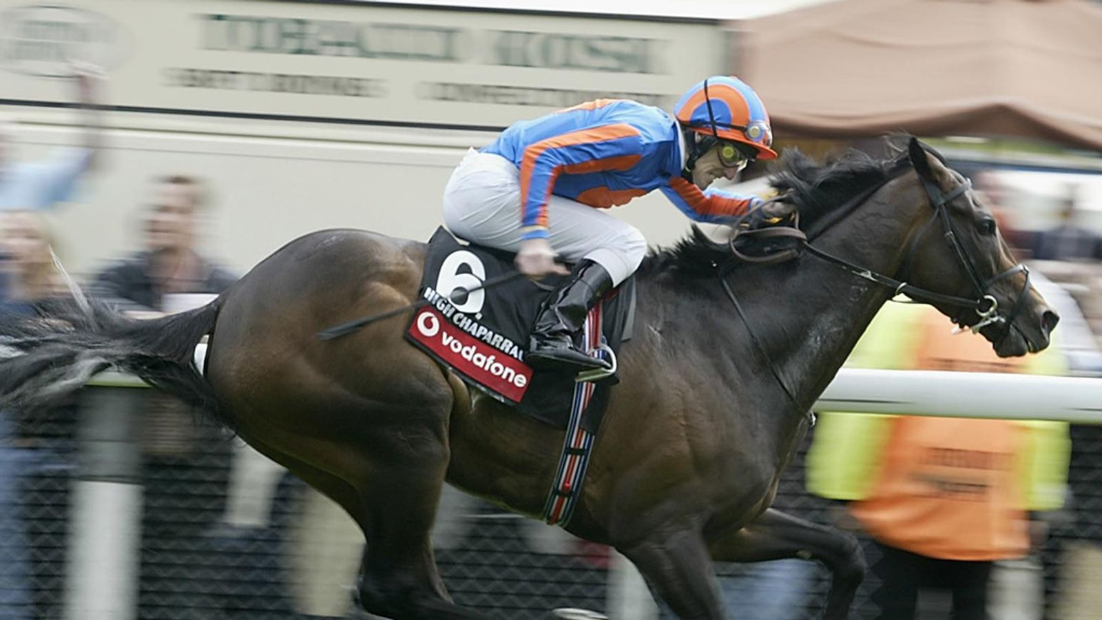Derby Hero High Chaparral Put Down Racing News Sky Sports