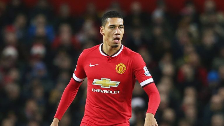Chris Smalling has been impressing for Manchester United in recent matches