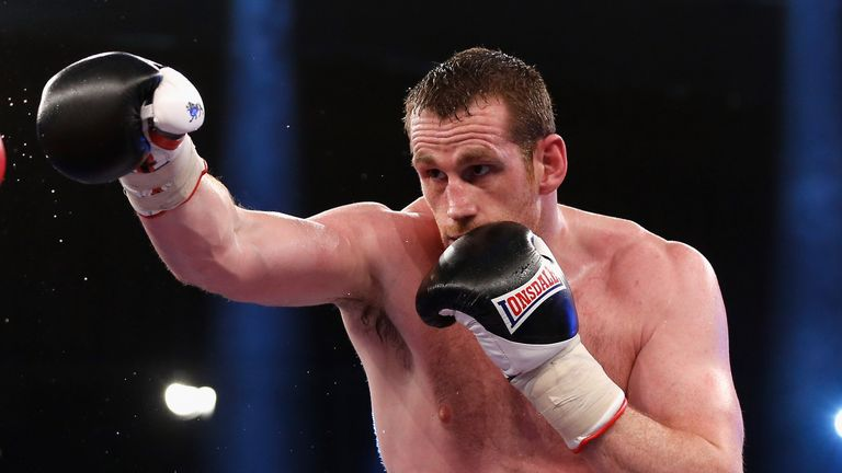 David Price: Berlin date for British heavyweight