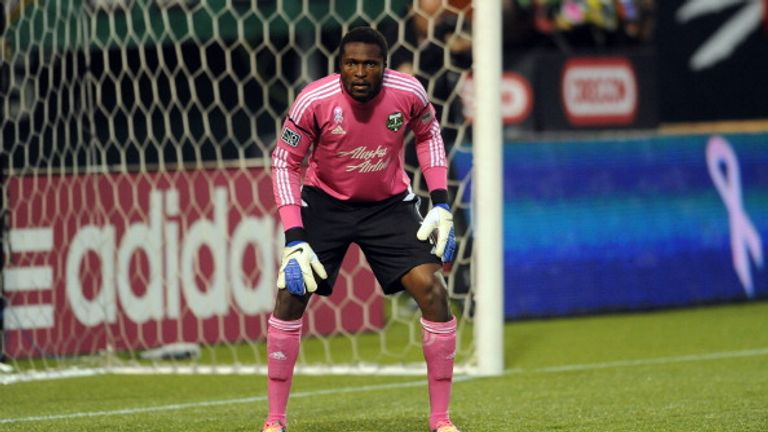 Donovan Ricketts: Orlando City SC made the goalkeeper the first pick in the MLS expansion draft.