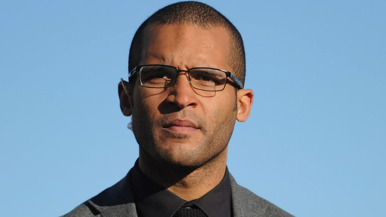 Clarke Carlisle says mental health issues affect people indiscriminately