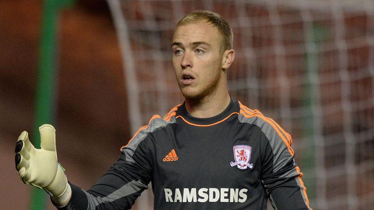 Jason Steele: Heading for Blackburn on a permanent deal