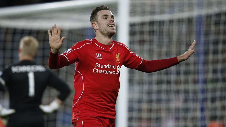 Henderson: Wrapped up victory