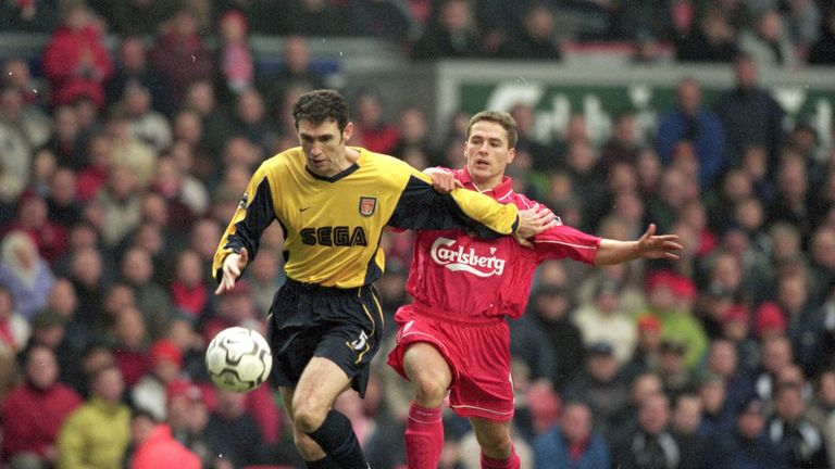 Keown and Owen tangle in 2000