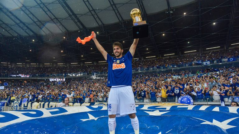 Lucas Silva: Real Madrid appear to have won the race
