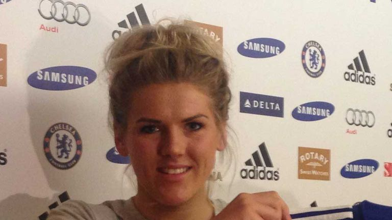 Millie Bright : Delighted to be joining Chelsea