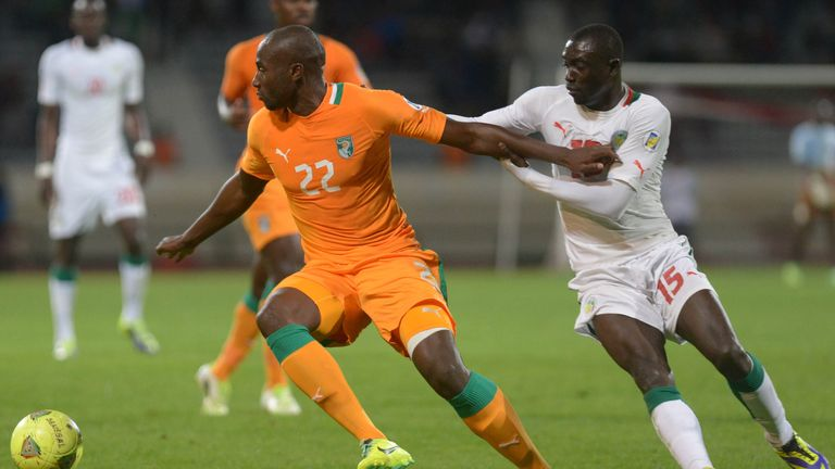 Papiss Cisse: Star name in Senegal squad