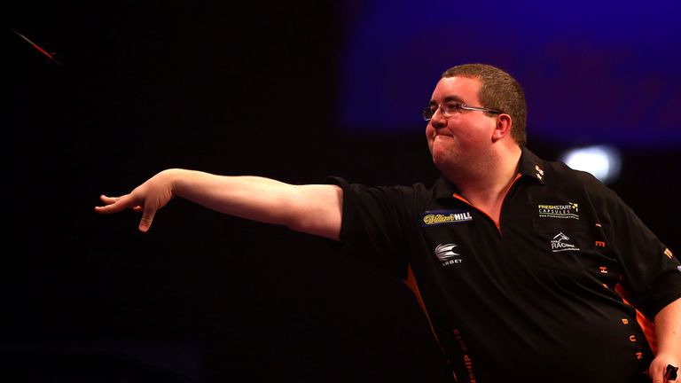 Stephen Bunting is rewarded for an impressive World Championship