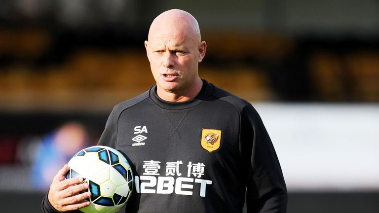 Steve Agnew has joined Middlesbrough from Hull City