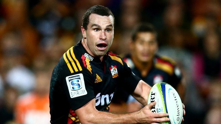 Tom Marshall: Auckland-born player will leave the Super 15 to  join Gloucester