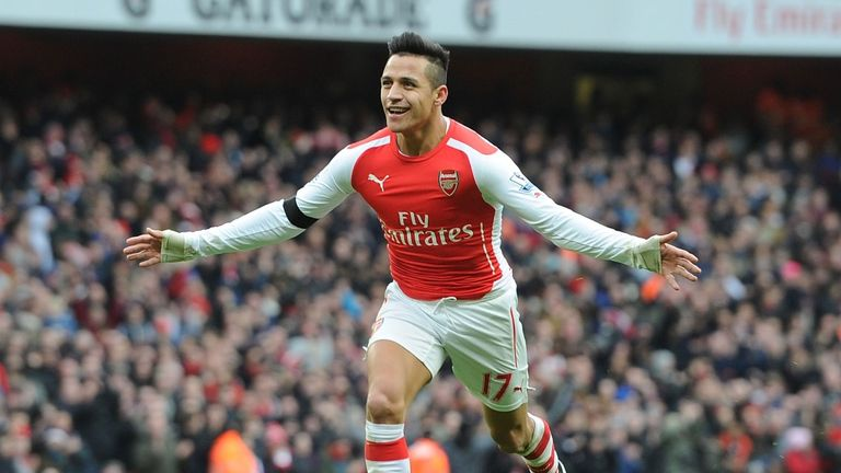 Arsenal should have Alexis Sanchez back for the visit of Leicester