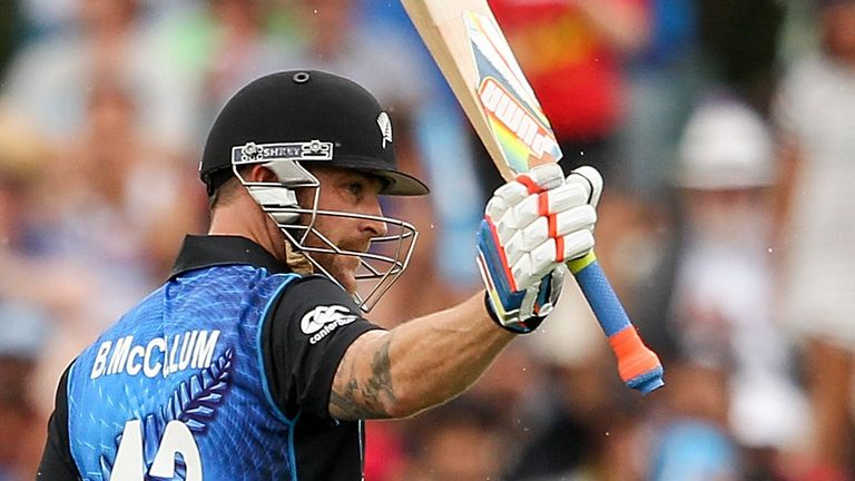 Brendon McCullum: Hopes New Zealand can give Martin Crowe something to cheer