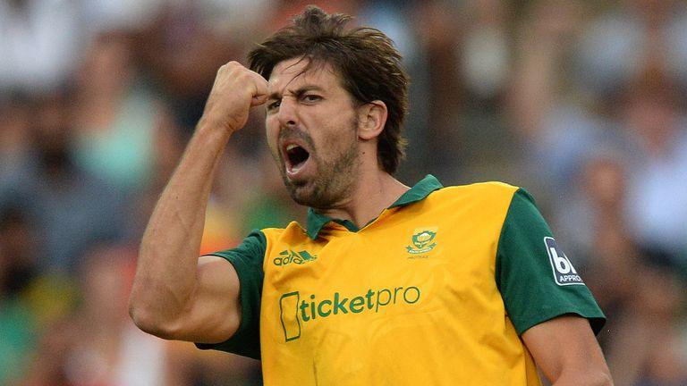 David Wiese will boost Sussex's T20 squad next week