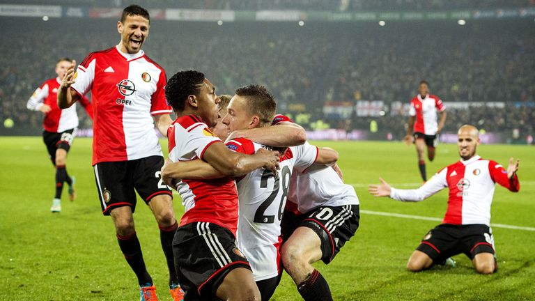 Feyenoord: Six points clear of FC Twente after win