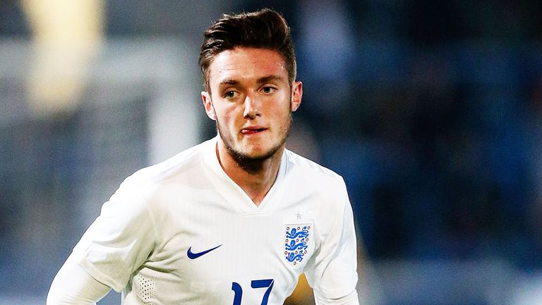 England U20 man Matt Grimes has been signed by Swansea