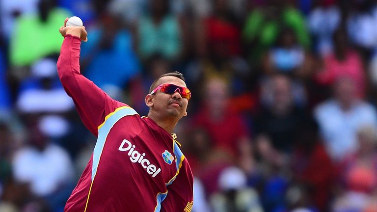 Sunil Narine has withdrawn from the World Cup to continue remodelling his action